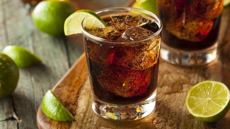 imagen Whisk Cola coctel