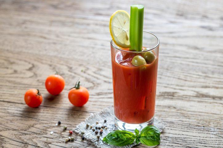 Bloody Mary, Receta para Prepararlo