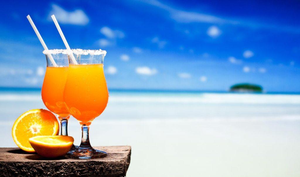 Tequila Sunrise verano imagen