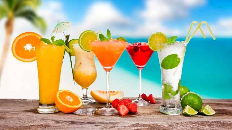 Cócteles y Tragos Especiales para el Verano