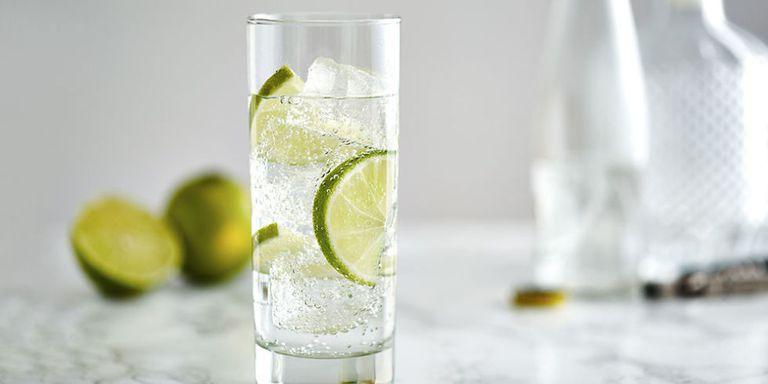 cócteles de perú gin tonic imagen