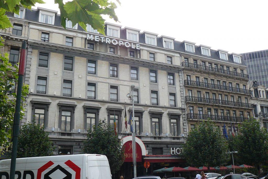 metropol hotel imagen